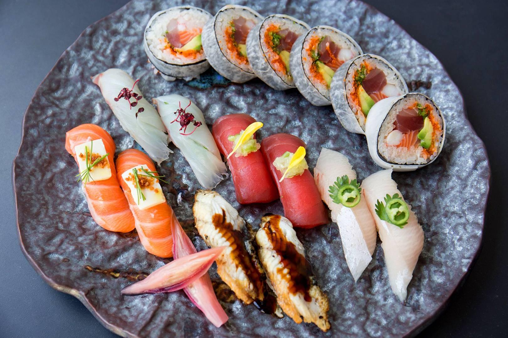 Taste of Nobu - Sushi
