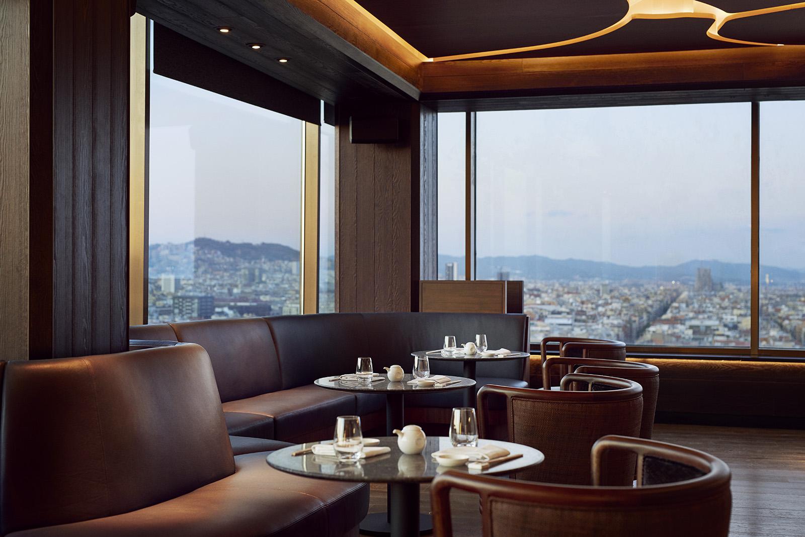 Nobu Barcelona Lounge