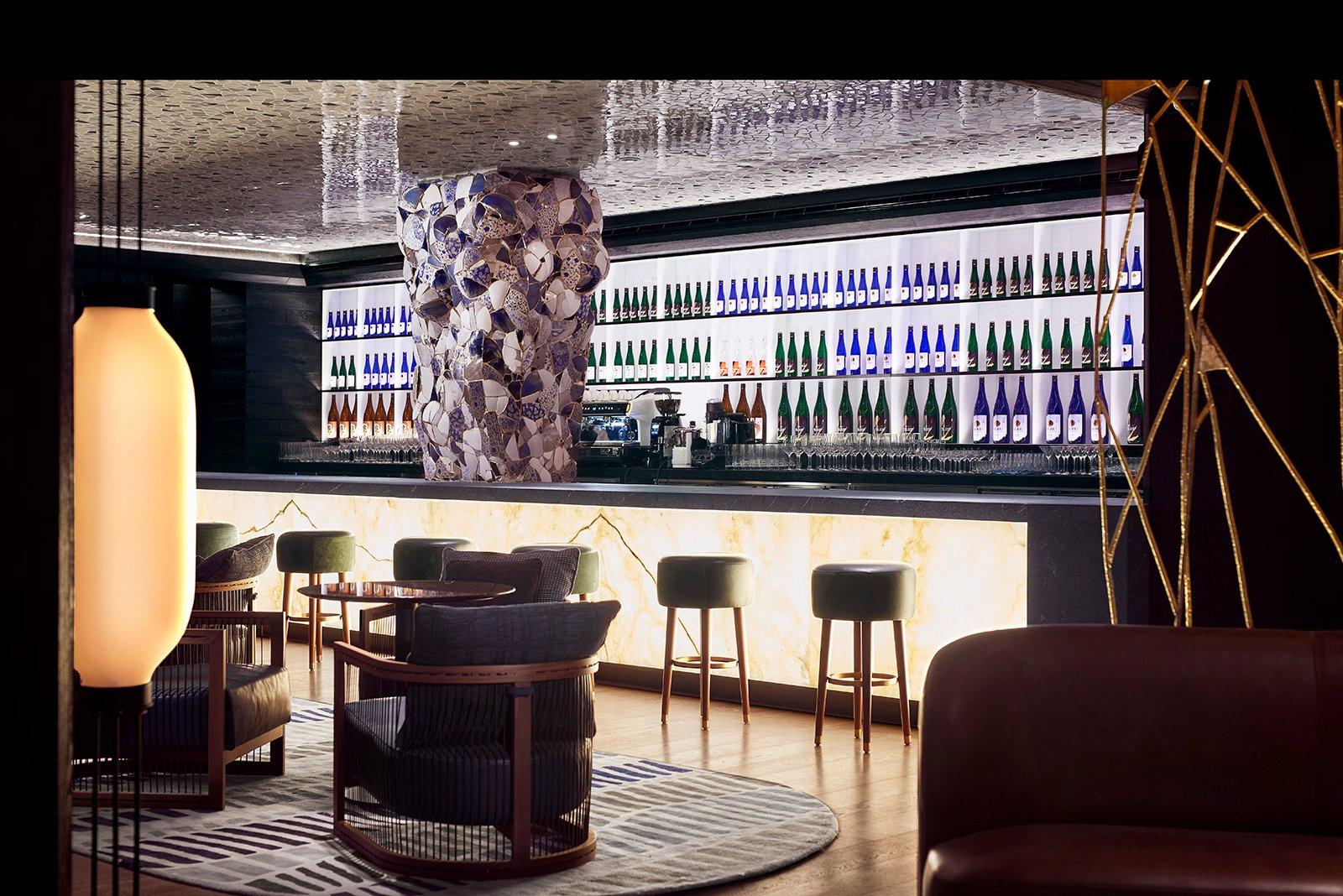 Nobu Barcelona Bar