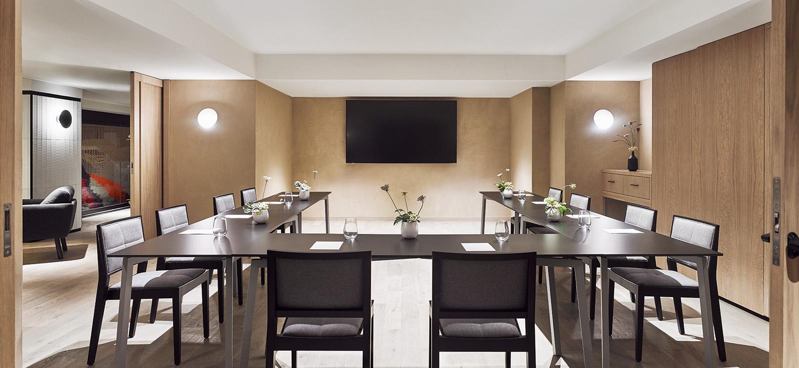 Nobu Hotel Barcelona Taiyo Meeting Room